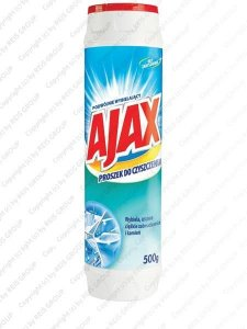 PROSZEK CZYSZCZĄCY 500 g - AJAX-PR500WYB
