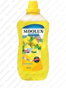 PŁYN CZYSZCZĄCY 1 l - SIDOLUX-PL1CYT