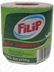 PAPIER TOALETOWY - FILIP-PAP-BANDE