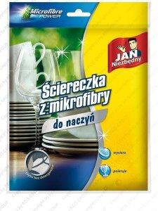 ŚCIERKA Z MIKROFIBRY - JAN-SCIEM-NACZ