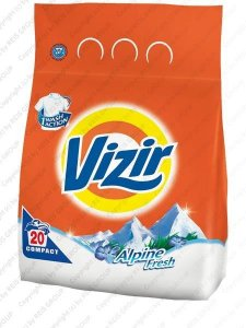 PROSZEK DO PRANIA 1,4 kg - VIZIR-PR1-4BIA
