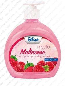 MYDŁO W PŁYNIE 500 ml - BLUE-MYDPL500MA