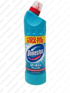 PŁYN DO WC 750 ml - DOMESTOS-650ATL-Q