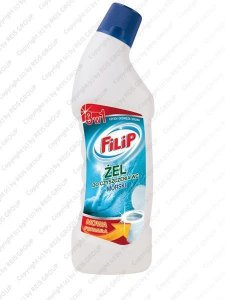 ŻEL DO WC 750 ml - FILIP-WC-ZELMOR