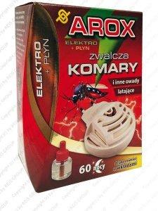 ELEKTROFUMIGATOR + PŁYN - AROX-ELEK+PL
