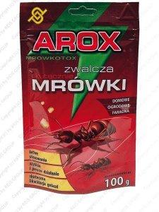 PREPARAT NA MRÓWKI MRÓWKOTOX 100 g - AROX-MROWKI100