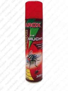 MUCHOZOL NA MUCHY 300 ml - AROX-MUCHOZO300
