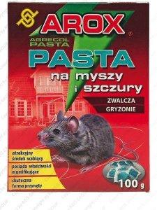 PASTA NA MYSZY I SZCZURY 100 g - AROX-PASMYSZ100