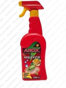PŁYN NA MSZYCE 500 ml - AROX-PLMSZYC500