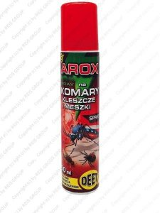 SPRAY NA KOMARY 90 ml - AROX-SPRKOMAR90