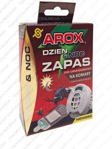 WKŁAD ZAPASOWY - AROX-ZAPAS_DN