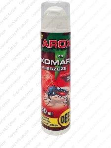 ŻEL NA KOMARY I MESZKI 8 50 ml - AROX-ZELKOMAR50