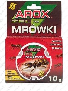 ŻEL KARMNIK NA MRÓWKI 10 g - AROX-ZELMROW10