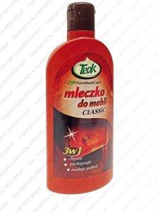 MLECZKO DO MEBLI 250 ml - TEAK-MLMEB_ANT