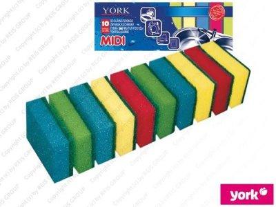 ZMYWAK KUCHENNY MIDI 10 SZT 80x50x25 mm - YZMYMIDI