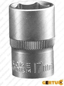 NASADKA SZEŚCIOKĄTNA 17 mm - GNASSZE1-2