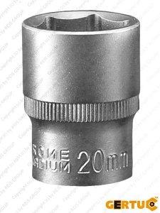 NASADKA SZEŚCIOKĄTNA 20 mm - GNASSZE1-2