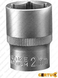 NASADKA SZEŚCIOKĄTNA 21 mm - GNASSZE1-2