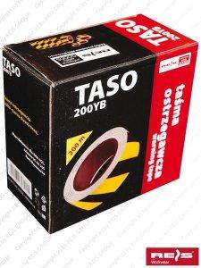 TAŚMA OSTRZEGAWCZA - TASO200 YB
