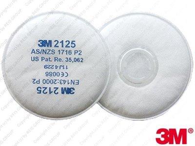 FILTRY PRZECIWPYŁOWE - 3M-FI-2000-P2