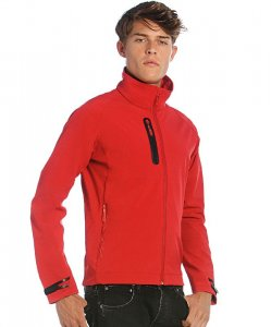 Men's Ultra light Softshell Jacket
