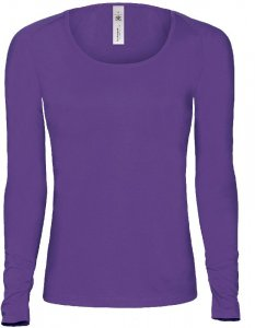 Ladies' Medium Fit T-Shirt longsleeve
