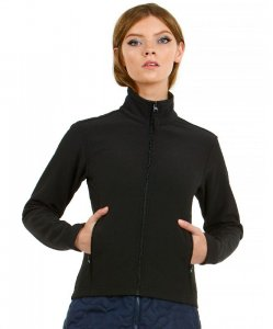 Ladies' 2-Layer Softhshell Jacket