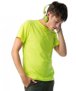 Men's Fluo T-Shirt