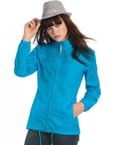 Ladies' Unlined Windbreaker