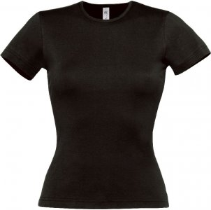 Ladies' Rib T-Shirt