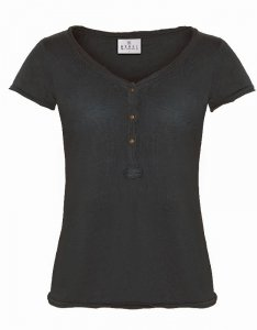 Ladies' Henley T-Shirt
