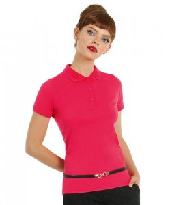 Ladies' Fine Piqué Polo