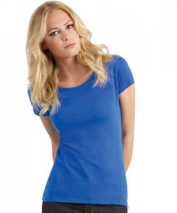 Ladies' Medium Fit Heavy T-Shirt