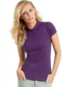 Ladies' Fine Heavy Piqué Polo