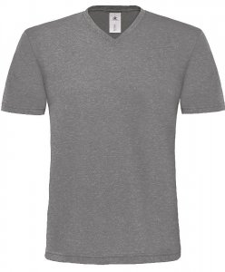 Men's Medium Fit V-Neck T-Shirt