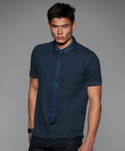 Men's Fine Piqué Medium Fit Polo