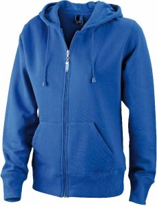 Ladies' Hooded SweatJacket