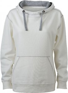 Ladies' Lifestyle Hooded Sweatshirt