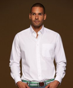 Men's Poplin Shirt longsleeve