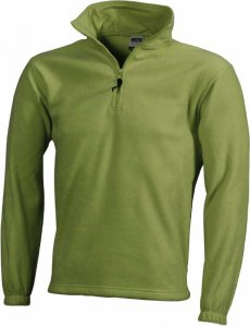 Fleece Pullover with 1/4 Zip