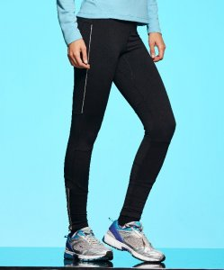Ladies' Running Tights long