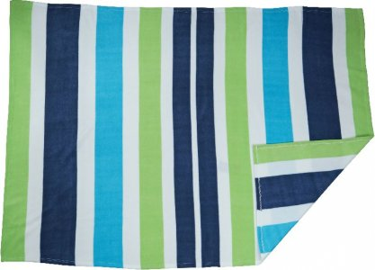 Fleece Blanket Striped