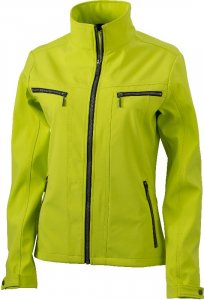Ladies' Design Softshell Jacket
