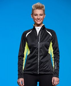 Windproof Ladies' Sports Jacket