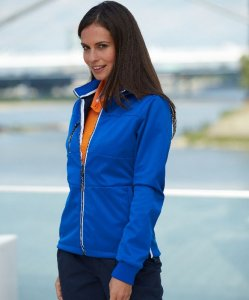 "Ladies' Softshell Jacket ""Maritime"""
