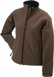 Ladies' 3-Layer Softshell Jacket