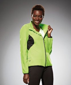Ladies' Running Jacket