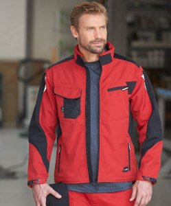 Workwear Summer Softshell Jacket