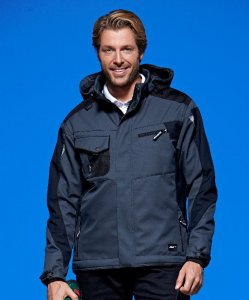 Workwear Winter Softshell Jacket