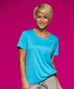 Ladies' Active-Shirt